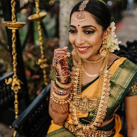 How To Layer Your Bridal Jewellery: Tips For South Indian Brides