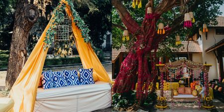 Tips & Tricks To Transform A Modest Garden To A Dreamy Wedding Venue