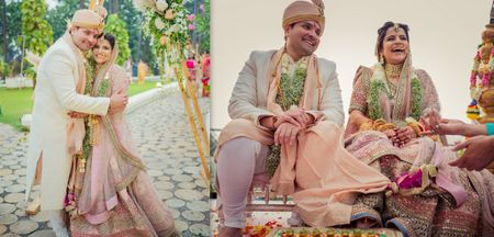 Gorgeous Mumbai Wedding With Pin-Worthy Decor