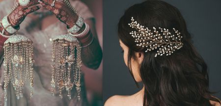 Love Pearls? Here Are 5 Unique Ways You Can Include It On Your Wedding Day