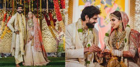 Inside Superstar Rana Dagubbati's Intimate Hyderabad Wedding