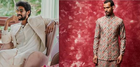 6 Groom Wear Designers To Check Out For Your Intimate Wedding!