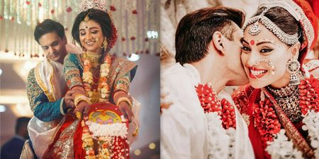 Bengali Couple Portraits That Made Our Hearts Flutter