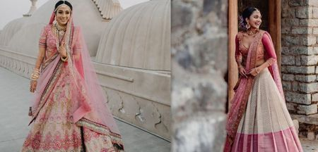 Ditch Bright Pink, Muted Pink Is The Bridal Pick These Days!