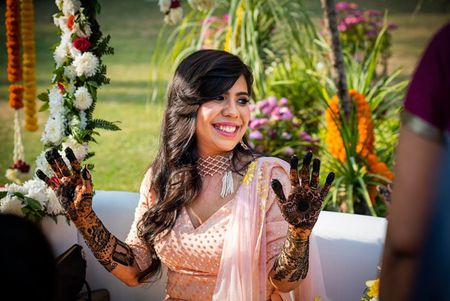 The Ultimate Detailed Checklist For Your Mehendi!