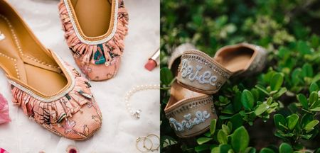 Bridal Juttis Perfect For Your Wedding Functions!
