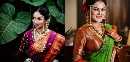 Tips And Tricks For Styling A Modern Day Maharashtrian Bride!