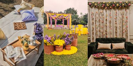 6 Simple Mehendi Theme Ideas Which Are Perfect For Your Intimate Wedding