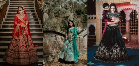 The Most Beautiful Zardosi Lehengas That Have Our Heart!