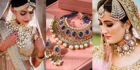 10 Bridal Jewellery Sets That Stole Our Heart!