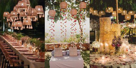 #Trending: Cane & Wicker Baskets As Wedding Decor!