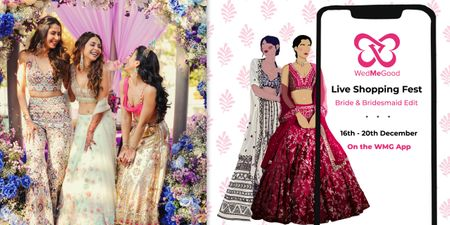 Can't Travel To Shop? #WMGShoppingFest Is Livestreaming Outfit Designers!