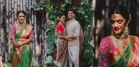 A Glam Backyard Engagement With 3 Parties!