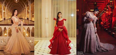 20+ Ravishing Sangeet Outfits Of 2020: WMG Roundup!