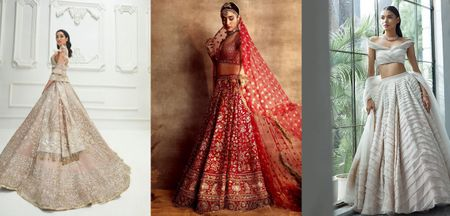 The Best Couture Lehengas We Spotted In 2020: WMG Roundup!