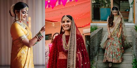 Real Brides Reveal: Where & How They Got Their Outfits For Their Pandemic Wedding