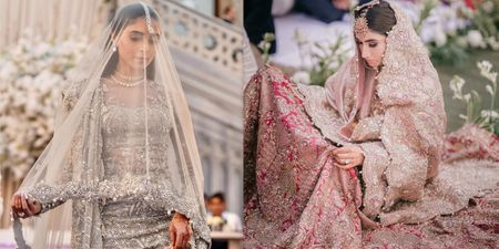 Indian Brides Who Wore The Most Stunning Pakistani Designers