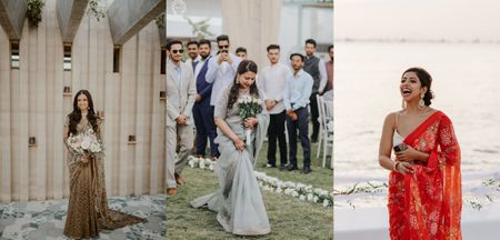 Some Fab Saree Looks We Spotted in 2020: WMG Round Up