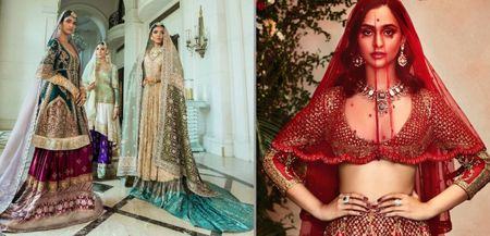 Bridal Colours & Trends That Will Be Big In 2021!