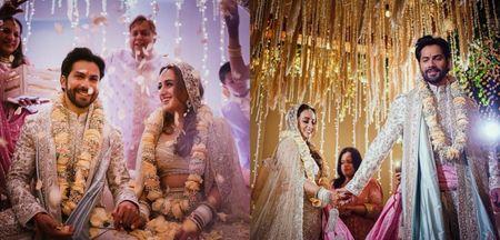Varun Dhawan Got Married To Long Time Girlfriend Natasha Dalal