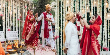 Dia Mirza Got Married In An Intimate Ceremony