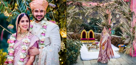 Gorgeous Rishikesh Wedding With Only 15 Guests!