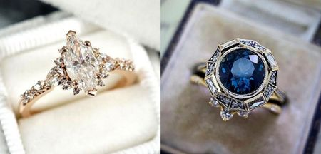 5 Engagement Ring Trends For 2021
