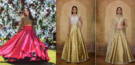 Real Brides Reveal - How Are They Planning To Reuse Their Wedding Lehengas!