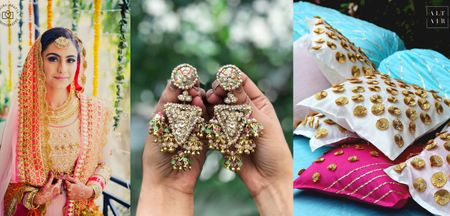 Fun and Colourful Ways You Can Use Gotapatti In Your Weddings!