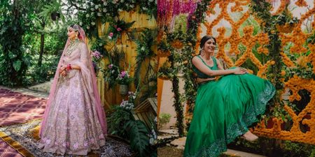 Lehenga Colors Based On The Horoscope For Our 2021 Brides-To-Be