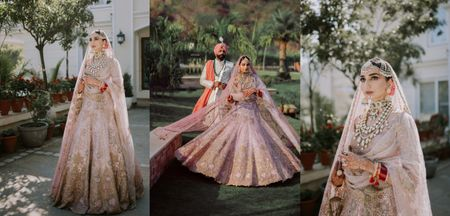 An Intimate Anand Karaj With Stunning Heritage Jewellery