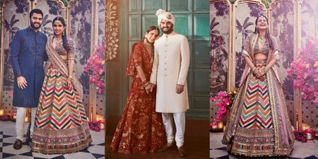 This Couple Had Their Pandemic Wedding In Agra Instead Of Lake Como, & It was Absolute Goals!