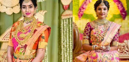 #Trending: Paithani Sarees For Your Muhurtham