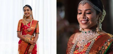 Gorgeous Muhurtham Makeup Looks We Swear By