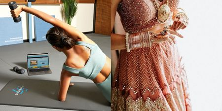 """#FirstPerson - """"Here Is How I Toned My Body Before My Pandemic Wedding"""""""