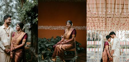 An Intimate Coronial Wedding Hosted In The Bride's Ancestral Village
