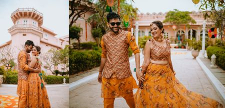 Glam Destination Wedding With The Bride Who Designed Her Own Outfits