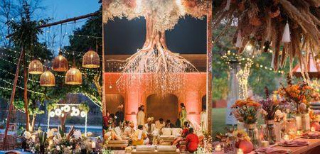 #TrendAlert – Rustic Luxe Décor For Indian Weddings!