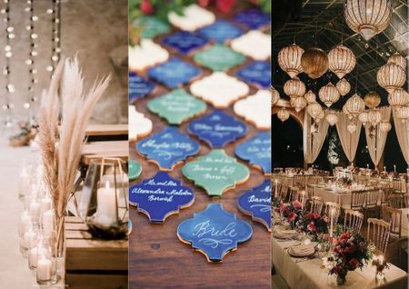 Exquisite Moroccan Wedding Decor Ideas For Your Reception!