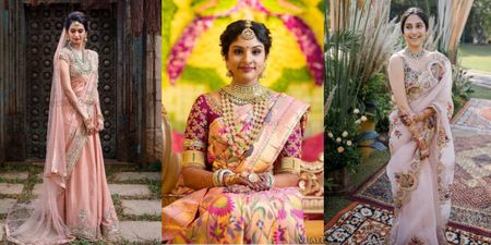 Non-Kanjeevaram Sarees That Can Be A Part Of Your Wedding Festivities