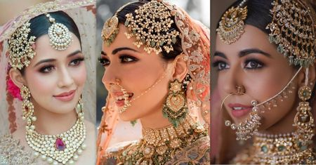 OTT Alert! Brides Who Wore Larger-Than-Life Passas & How!
