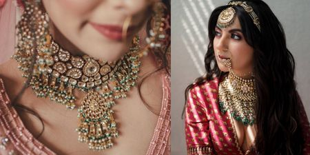 12+ Bridal Jewellery Sets That Made Us Stop & Ask 'Who's The Jeweller'?