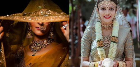 Gold Chokers That Complete Your Bridal Jewel Box