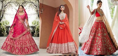 Timeless Lehengas That Are Perfect For A 2021 Bride