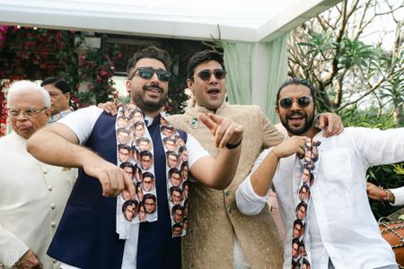 We Spotted The Quirkiest Baraat Idea In This Wedding!