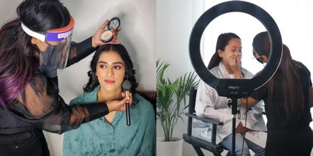 Book Safe & Sanitised At-Home Professional Makeup Services With Wedsta!