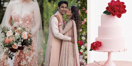 This One Colour Is Ruling Pinterest Wedding Moodboards!