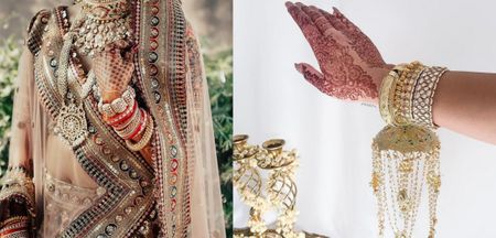 #ArmCandy – Drool-Worthy Bangle And Bracelet Stacking Styles For Indian Brides!