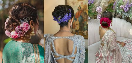 The Most-Loved Bridal Bun Hairstyle For 2021!