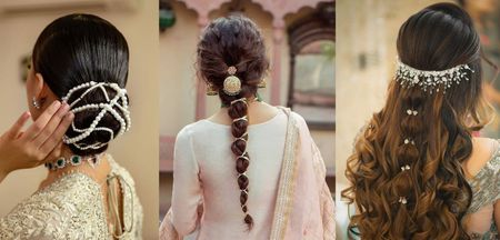 Hair Jewels That'll Give Your Bridal Jewellery A Run For Its Money!